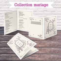mariage livrets de messe - Exemple Livret De Messe Mariage